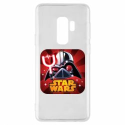 Чохол для Samsung S9+ Angry Birds Star Wars Logo - FatLine