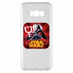 Чохол для Samsung S8+ Angry Birds Star Wars Logo - FatLine