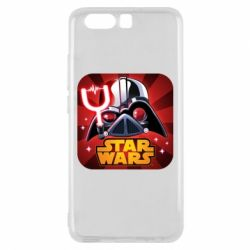 Чохол для Huawei P10 Angry Birds Star Wars Logo - FatLine