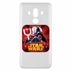 Чохол для Huawei Mate 10 Pro Angry Birds Star Wars Logo - FatLine