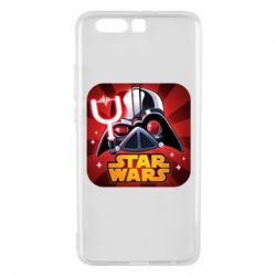 Чохол для Huawei P10 Plus Angry Birds Star Wars Logo - FatLine
