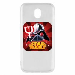 Чохол для Samsung J5 2017 Angry Birds Star Wars Logo - FatLine