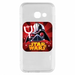 Чохол для Samsung A3 2017 Angry Birds Star Wars Logo - FatLine