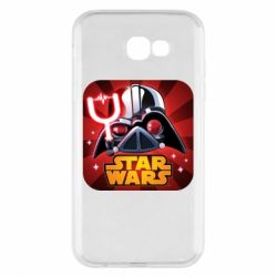Чохол для Samsung A7 2017 Angry Birds Star Wars Logo - FatLine