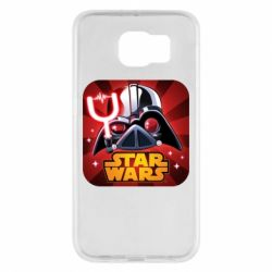 Чохол для Samsung S6 Angry Birds Star Wars Logo - FatLine