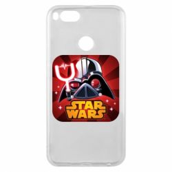 Чохол для Xiaomi Mi A1 Angry Birds Star Wars Logo - FatLine