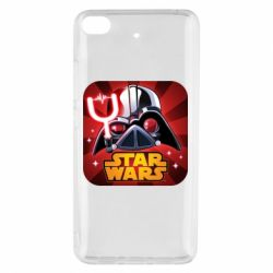 Чохол для Xiaomi Mi 5s Angry Birds Star Wars Logo - FatLine