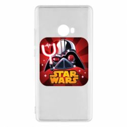 Чохол для Xiaomi Mi Note 2 Angry Birds Star Wars Logo - FatLine