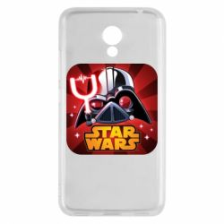 Чохол для Meizu M5c Angry Birds Star Wars Logo - FatLine