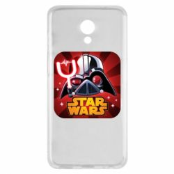 Чохол для Meizu M6s Angry Birds Star Wars Logo - FatLine