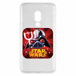 Чохол для Meizu 15 Angry Birds Star Wars Logo - FatLine