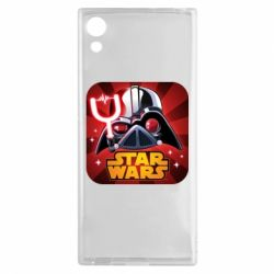Чохол для Sony Xperia XA1 Angry Birds Star Wars Logo - FatLine