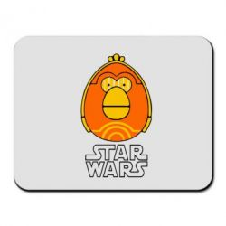 Коврик для мыши Angry Birds Star Wars - FatLine