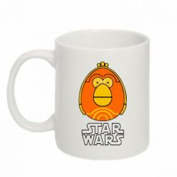 Кружка 320ml Angry Birds Star Wars