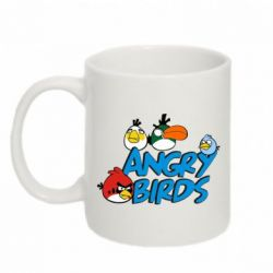 Кружка 320ml Angry birds Team
