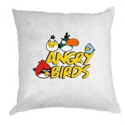 Подушка Angry birds Team - FatLine