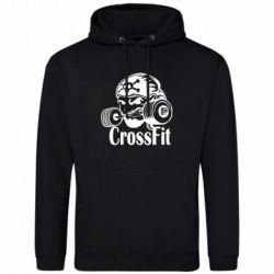 Мужская толстовка Angry CrossFit - FatLine