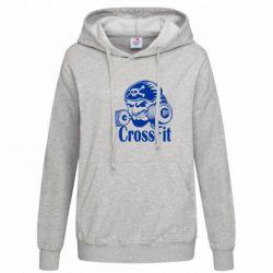 Женская толстовка Angry CrossFit - FatLine