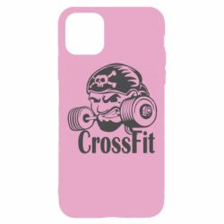 Чехол для iPhone 11 Pro Angry CrossFit