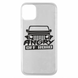 Чохол для iPhone 11 Pro Angry Off Road