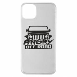 Чохол для iPhone 11 Pro Max Angry Off Road
