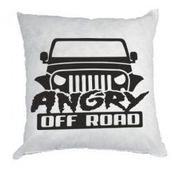 Подушка Angry Off Road