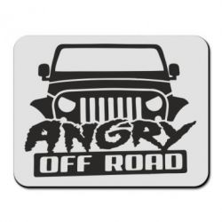 Коврик для мыши Angry Off Road