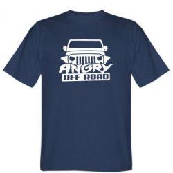 Чоловіча футболка Angry Off Road