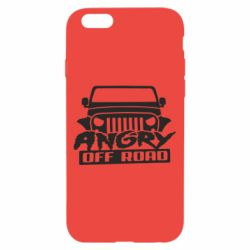 Чохол для iPhone 6/6S Angry Off Road