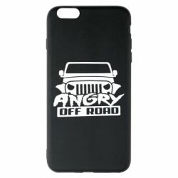 Чохол для iPhone 6 Plus/6S Plus Angry Off Road