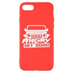 Чохол для iPhone 7 Angry Off Road