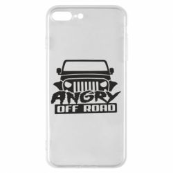 Чохол для iPhone 7 Plus Angry Off Road