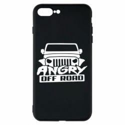 Чохол для iPhone 8 Plus Angry Off Road