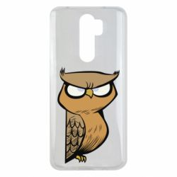 Чехол для Xiaomi Redmi Note 8 Pro Angry owl
