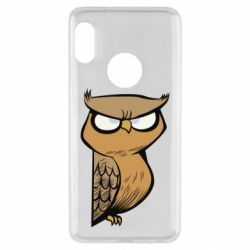 Чехол для Xiaomi Redmi Note 5 Angry owl
