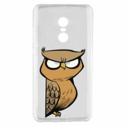 Чехол для Xiaomi Redmi Note 4 Angry owl