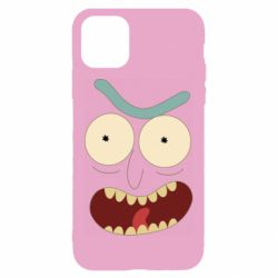 Чехол для iPhone 11 Angry Rick