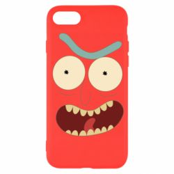 Чехол для iPhone 7 Angry Rick