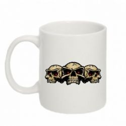 Кружка 320ml Angry Skulls - FatLine