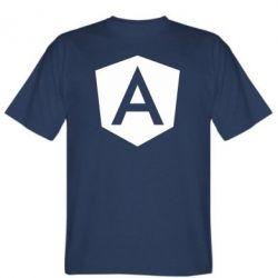Чоловіча футболка Аngular