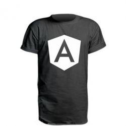 Подовжена футболка Аngular