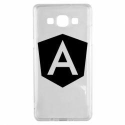 Чохол для Samsung A5 2015 Аngular