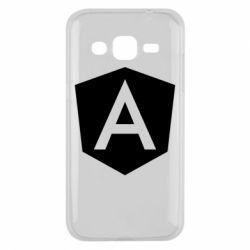 Чохол для Samsung J2 2015 Аngular
