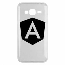 Чохол для Samsung J3 2016 Аngular