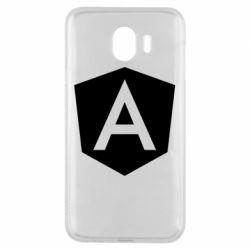 Чохол для Samsung J4 Аngular
