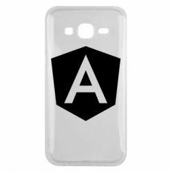 Чохол для Samsung J5 2015 Аngular
