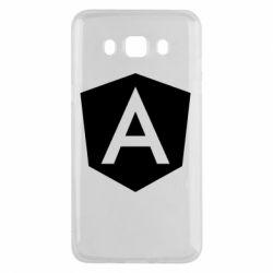 Чохол для Samsung J5 2016 Аngular