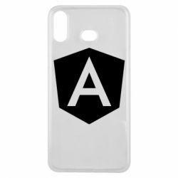 Чохол для Samsung A6s Аngular