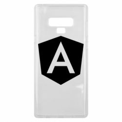 Чохол для Samsung Note 9 Аngular