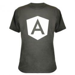 Камуфляжна футболка Аngular